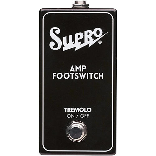 Supro SF1 Tremolo Single Footswtch-thumbnail