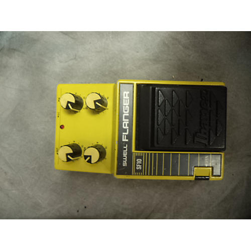 Ibanez SF10 Yellow Effect Pedal-thumbnail