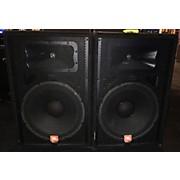 JBL SF15 (PAIR) Unpowered Speaker