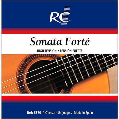 RC Strings SF70 Sonata Forte High Tension Nylon Guitar Strings