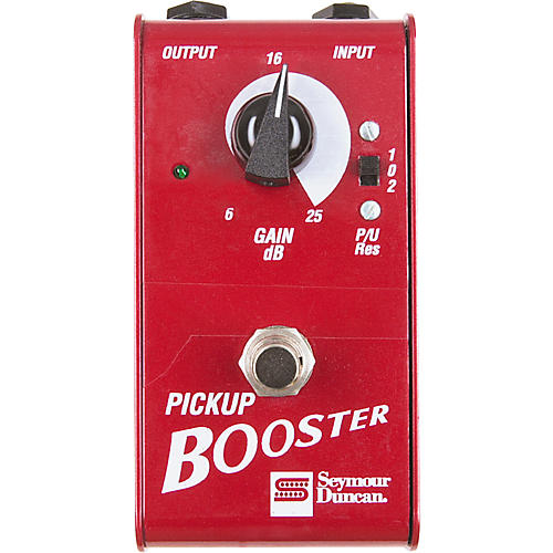 Seymour Duncan SFX-01 Pickup Booster Effects Pedal-thumbnail