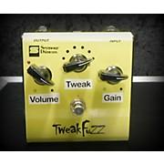 Seymour Duncan SFX02 Tweak Fuzz Effect Pedal