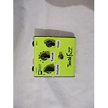 Seymour Duncan SFX02 Tweak Fuzz Effect Pedal