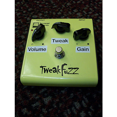 Seymour Duncan SFX02 Tweak Fuzz