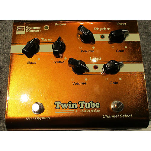 Seymour Duncan SFX03 Twin Tube Distortion Effect Pedal