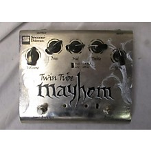Seymour Duncan SFX04 Twin Tube Mayhem Distortion Effect Pedal