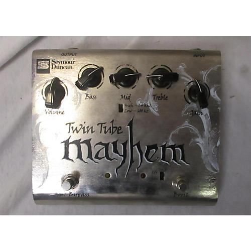 Seymour Duncan SFX04 Twin Tube Mayhem Distortion Effect Pedal-thumbnail