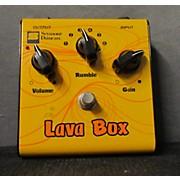 Seymour Duncan SFX05 Lava Box Distortion Overdrive Effect Pedal