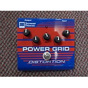 Seymour Duncan SFX08 Power Grid Distortion Effect Pedal