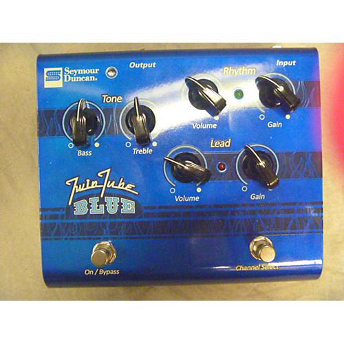 Seymour Duncan SFX11 Twin Tubes Distortion Blue Effect Pedal