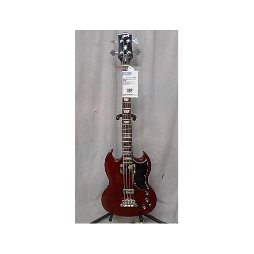 Gibson SG Bass Electric Bass Guitar-thumbnail