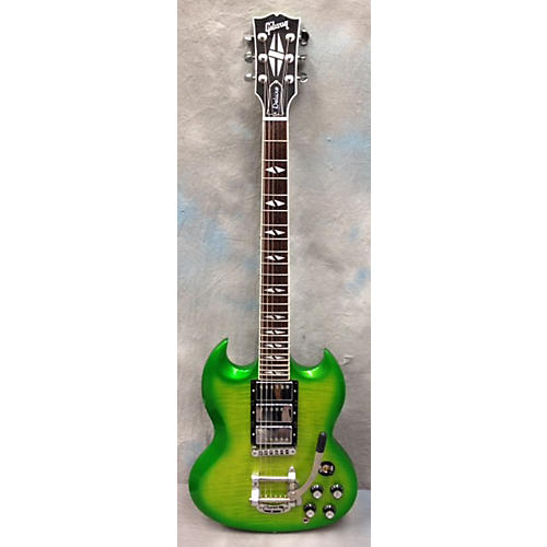 Gibson SG Deluxe Solid Body Electric Guitar-thumbnail