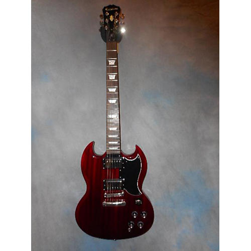 Epiphone SG G400 Heritage Cherry Solid Body Electric Guitar