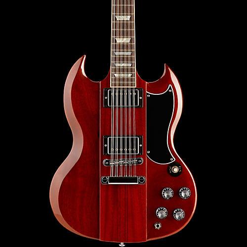 Gibson SG Neck Through 12 String Limited Run Electric Guitar-thumbnail