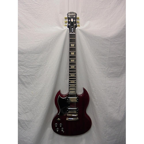 Epiphone SG Pro Left Handed Solid Body Electric Guitar