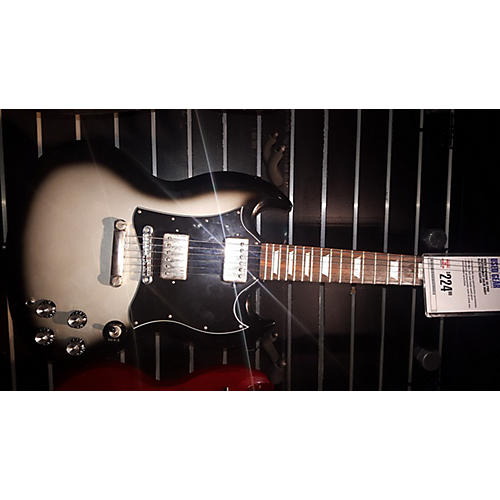 Epiphone SG Pro Solid Body Electric Guitar Silverburst