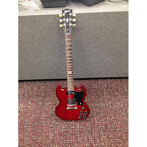 Gibson SG Red Solid Body Electric Guitar
