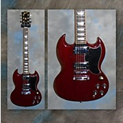 C. R. Gibson SG Solid Body Electric Guitar