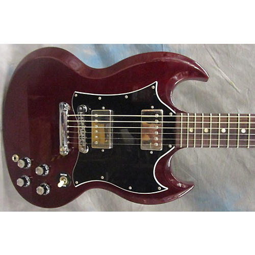 Gibson SG Special Heritage Cherry Solid Body Electric Guitar-thumbnail