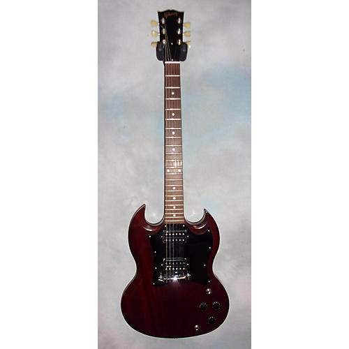 Gibson SG Special Solid Body Electric Guitar Worn Brown
