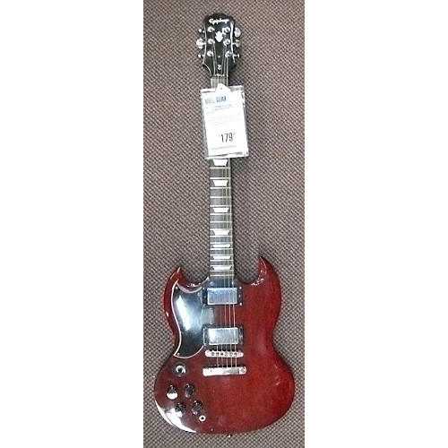 Epiphone SG Standard Left Handed Electric Guitar