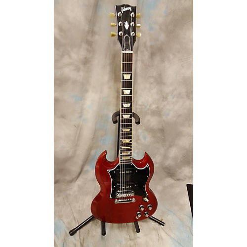 Gibson SG Standard P90 Solid Body Electric Guitar-thumbnail