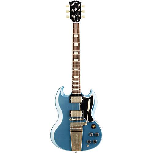 Gibson Custom SG Standard Reissue with Maestro Vibrola Electric Guitar-thumbnail