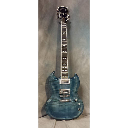 Gibson SG Supreme Limited Edition Solid Body Electric Guitar