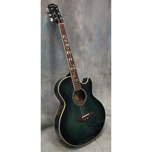 Carlo Robelli SGBC-30E Acoustic Electric Guitar
