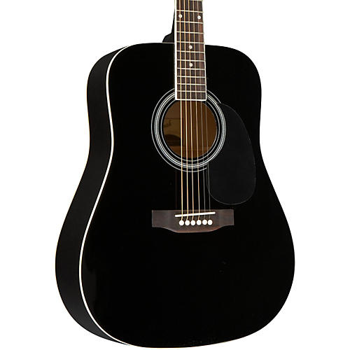 Guitar Center Savannah : savannah sgd 10 dreadnought acoustic guitar black guitar center ~ Vivirlamusica.com Haus und Dekorationen