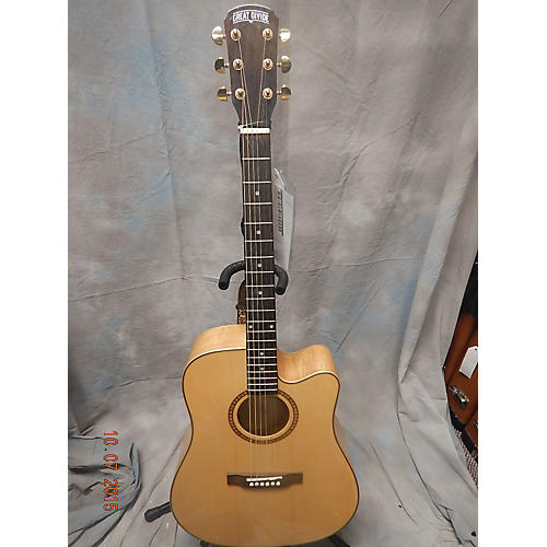 Great Divide SGD 52CE Acoustic Electric Guitar