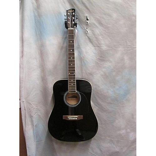 Savannah SGD10BK Acoustic Guitar-thumbnail