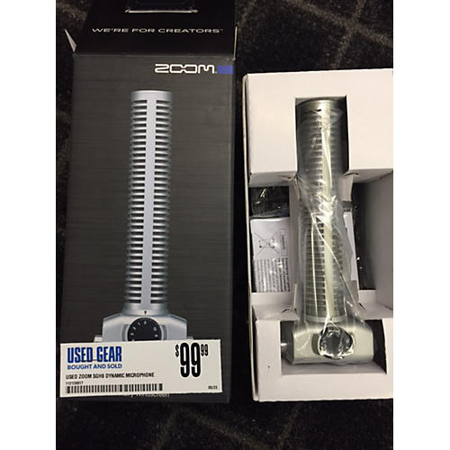 Zoom SGH6 Dynamic Microphone
