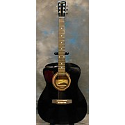 Savannah SGO-10E-BK Acoustic Guitar