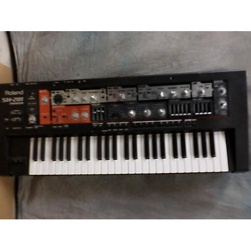 Roland SH-201 Synthesizer-thumbnail