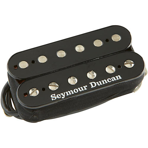 Seymour Duncan SH-6b Duncan Distortion Trembucker Electric Guitar Bridge Pickup Black
