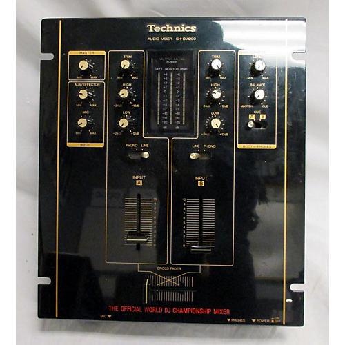 Technics SHDJ1200 DJ Mixer