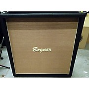 Bogner SHIVA 4X12 STRAIGHT Guitar Cabinet
