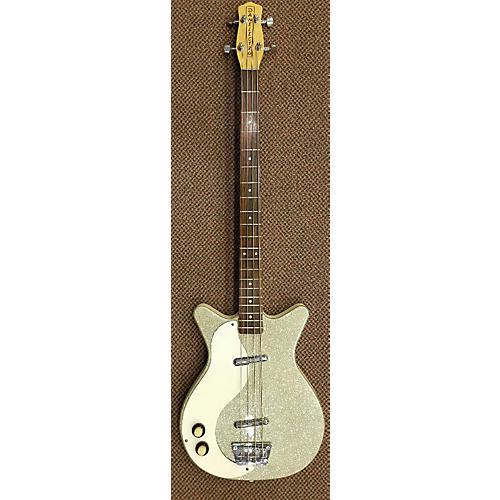 Danelectro SHORT HORN BASS LEFT HANDED Electric Bass Guitar