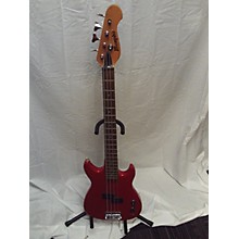 Memphis SHORT SCALE P-BASS Solid Body Electric Guitar
