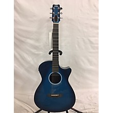 Rainsong SHORTY SGM Acoustic Electric Guitar