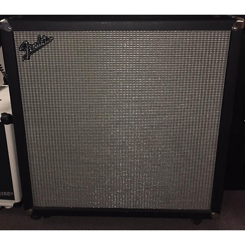 Fender SHOWMAN 412 S Guitar Cabinet