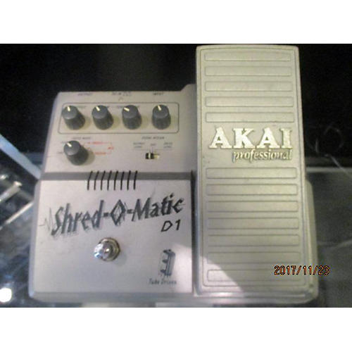 Akai Professional SHRED-O-MATIC Effect Pedal