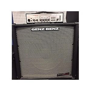 Pre-owned Genz Benz SHUTTLE 6.2 COMBO Bass Combo Amp by Genz Benz