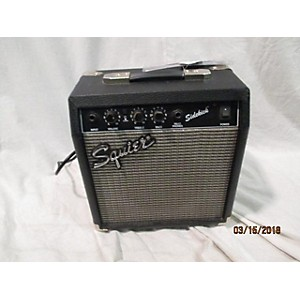 Pre-owned Squier SIDEKICK Battery Powered Amp