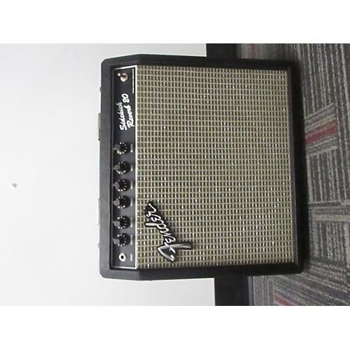 Fender SIDEKICK REVERB 20 Black Guitar Combo Amp Black