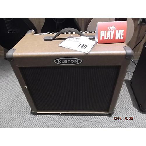 Kustom SIENNA 65 Acoustic Guitar Combo Amp