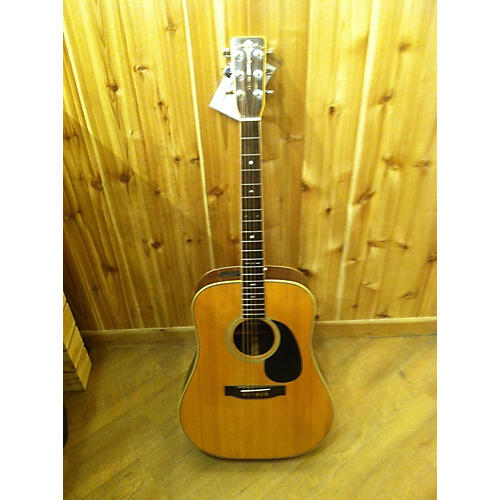 In Store Used SIERRA Acoustic Electric Guitar