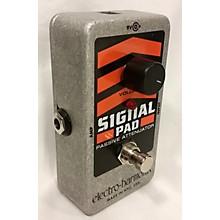 Electro-Harmonix SIGNAL PAD PASSIVE ATTENUATOR Power Attenuator