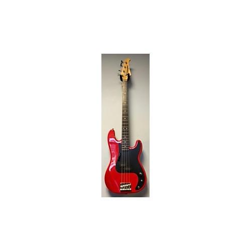 used samick silvertone electric bass guitar guitar center. Black Bedroom Furniture Sets. Home Design Ideas